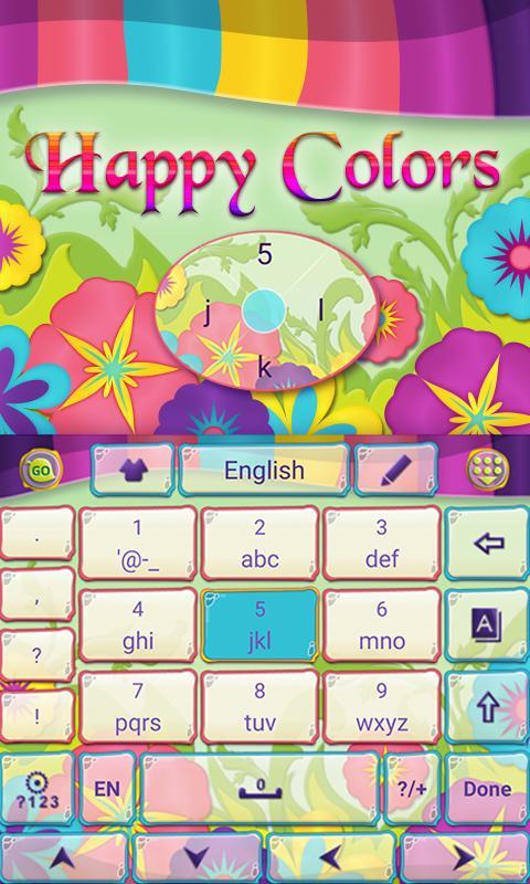 Happy-Colors-GO-Keyboard 10