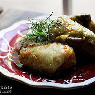 Romanian Stuffed Cabbage Leaves | Sarmale