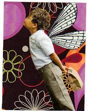 Photo: Wenchkin's Mail Art 366 - Day 246 - Card 246a