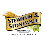Logo for Stewbum & Stonewall Brewing Co