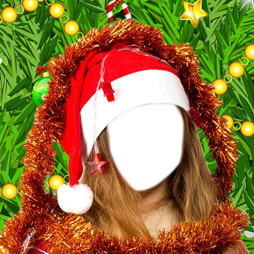有趣的聖誕照片蒙太奇 攝影 App LOGO-APP開箱王