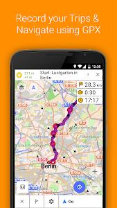 OsmAnd+ Maps & Navigation v2.0.4 Build 207