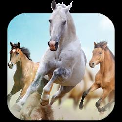Horse Live Wallpaper PRO Free