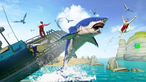 Hungry Shark Attack Simulator: New Hunting Game 30.8 screenshots 17