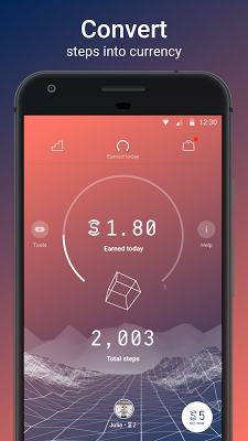 Sweatcoin Pays You To Get Fit - screenshot