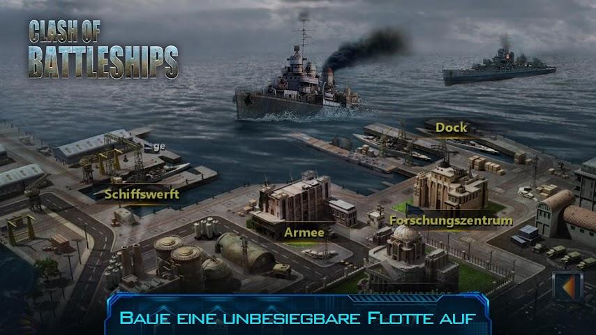 android Clash of Battleships Screenshot 3