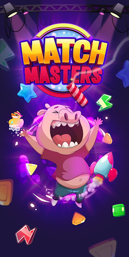 Match Masters - Online PVP Match 3 Puzzle Game apktreat screenshots 1