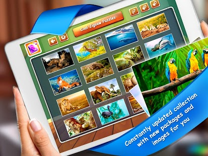 Cool Jigsaw Puzzles- screenshot thumbnail