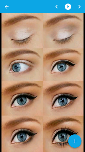 Easy Eye Makeup Tips in Tamil