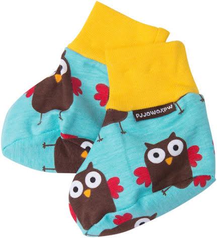 Maxomorra Babytossor Owl Unisex