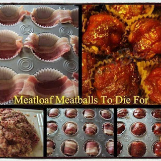 Meatloaf Meatballs to Die For!.