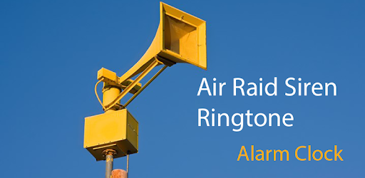 Air Raid Siren Ringtone & Alarm Clock - Apps on Google Play