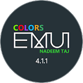 Colors Theme for Huawei EMUI3+4