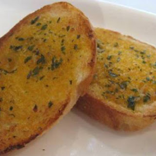 Crusty Garlic Bread