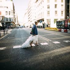 Свадебный фотограф Uliana Yarets (yaretsstudio). Фотография от 08.12.2017