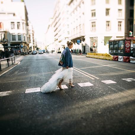 Wedding photographer Uliana Yarets (yaretsstudio). Photo of 08.12.2017