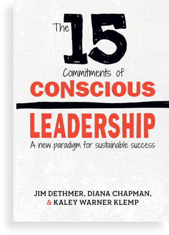 15 Commitments of Conscious Leadership Book image