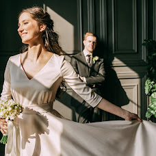 Wedding photographer Viktoriya Cvetkova (vtsvetkova). Photo of 28.10.2018