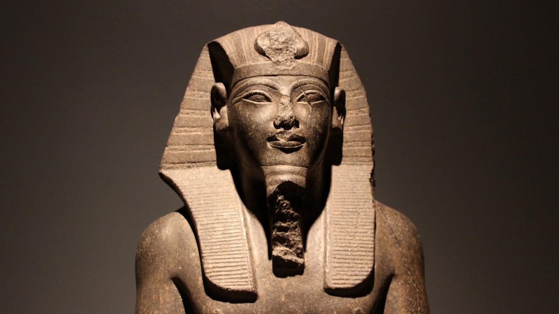 Watch Egypt's Sun King live