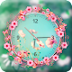 Flowers Clock Live Wallpaper APK
