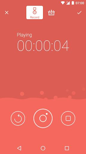 Recordify Voice Recorder screenshot 2