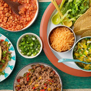 Make Your Own Tacos Bar.