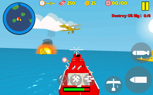 Otok-otok: 3D Warship Combat 1.0 androidappsheaven.com 6
