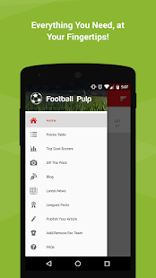 Football Pulp – Live the Game Screenshot 8