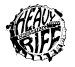 Logo for Heavy Riff Brewing Company