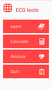 ECG Tools - ECG calculator Android Medical App