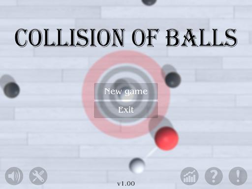 Collision of Balls