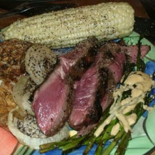Hickory Smoked Sirloin Steak