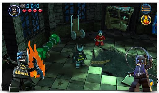 تحميل لعبة رائعة LEGO Batman: