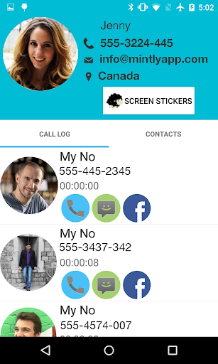 mintly: mobile number tracker