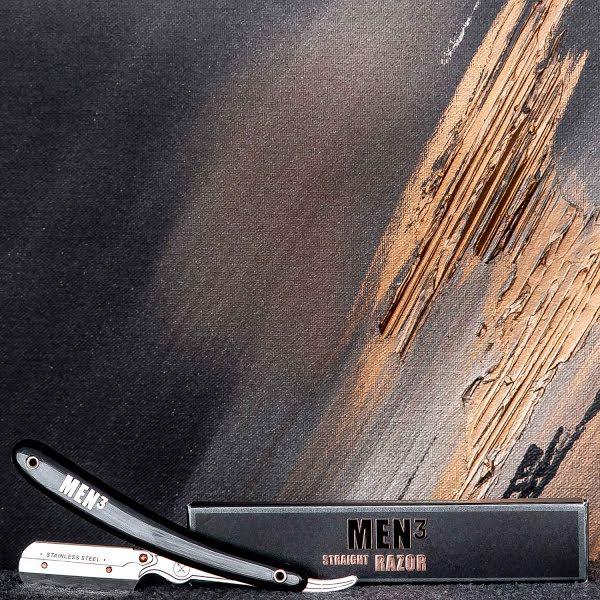 zenhuis MEN³ straight razor