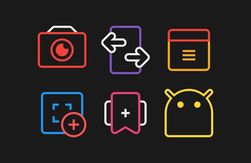 TwoPixel - Icon Pack Screenshot 4