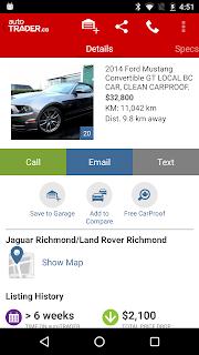autoTRADER.ca - Auto Trader screenshot 03