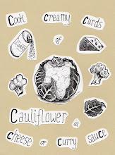 Photo: Lucy Kempton: Cook creamy curds of Cauliflower...
