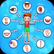 Basic Skill Learning Human Body Parts