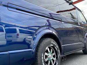 ハイエースバン  H31/4 4WD寒冷地仕様のカスタム事例画像 タニエースさんの2020年03月04日16:04の投稿