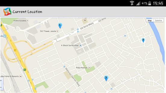 Location Tracker- screenshot thumbnail