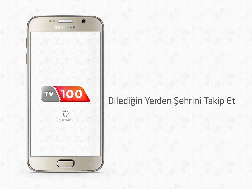 TV100- screenshot