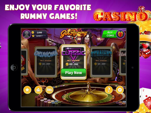 Gin Rummy Extra - GinRummy Plus Classic Card Games 1.1 screenshots 6
