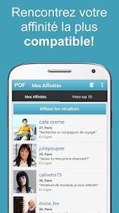 Site de rencontre google play