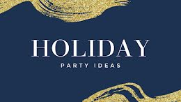 Holiday Party Ideas - Winter Holiday item