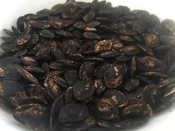 Cocoa Roasted Pumpkin Seeds