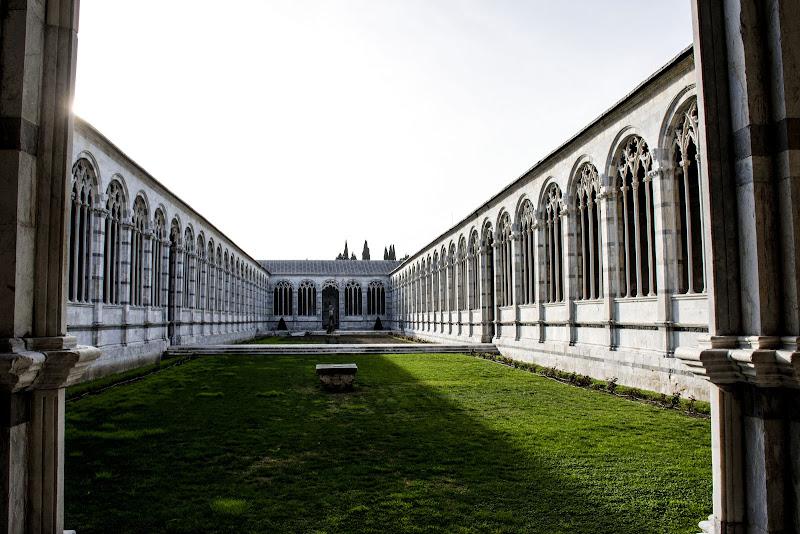 Cimitero Monumentale  Pisa di Maria Luisa