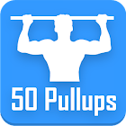50 Pullups workout Be Stronger icon