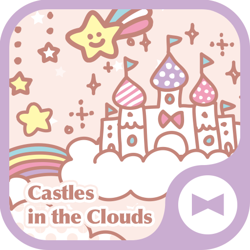 PinkTheme-Castles in theClouds Icon