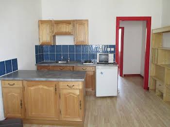 Appartement meublé 2 pièces 29,5 m2